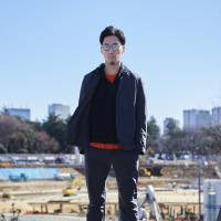 Looking foward, and back: Yusuke Kawai, the electronic artist who records under the name tofubeats, says of his latest album 'Fantasy Club,' 'When I look back in 2020-something, I'll know that this is what 2017 was all about for me.' | © 2017 WARNER MUSIC JAPAN INC.