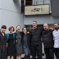 Brut Wine Bar pop-up brings taste of Israel to Tokyo