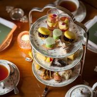The British tradition of afternoon tea is alive and evolving in Japan