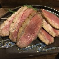 Oozing with umami: A plate of Shimme's delectable duck.    		    J.J. O'Donoghue