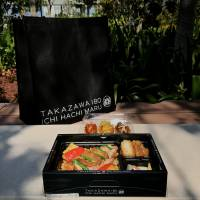 Takazawa 180: These boxed lunches may be the best thing about Ginza Six