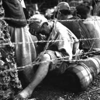 The U.S. occupied Okinawa for 27 years after the Battle of Okinawa in 1945. | PUBLIC DOMAIN