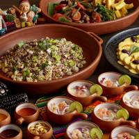 Buffet offers chance to try authentic Peruvian cuisine