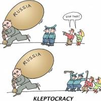 Russia's neo-feudal capitalism