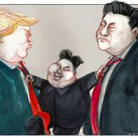 Can the emerging Sino-U.S. coalition stop Kim's game?