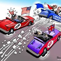France and Great Britain: an unbeatable combination