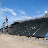The Izumo deployment: Japan's hat in the ring