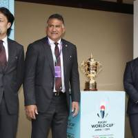 Japan coach Joseph ready to hit ground running in preparation for 2019 Rugby World Cup