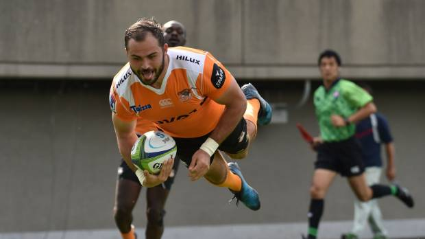 Cheetahs blow out Sunwolves