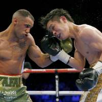 Muranaka's title shot ends in defeat to Yafai