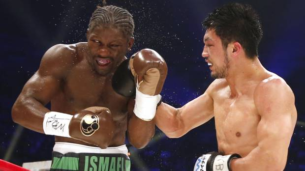 Murata to get rematch after WBA directive