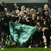 Chelsea wraps up league title