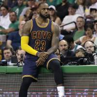 LeBron not one of finalists for MVP award this season
