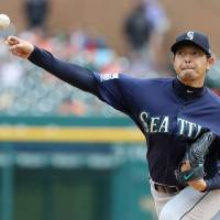 Iwakuma eyeing July return
