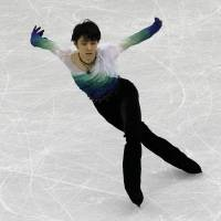 Hanyu set for Cup of Russia, NHK Trophy
