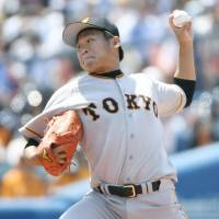 Giants southpaw Taguchi tosses six-hitter against BayStars