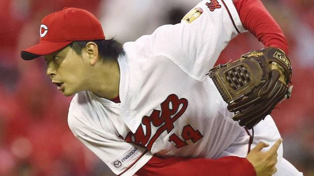 Osera pitches Carp past Swallows