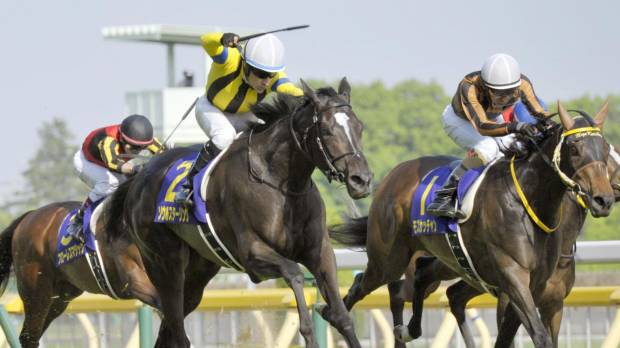 Soul Stirring triumphs in Japanese Oaks