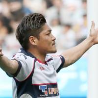 Okubo lifts FC Tokyo to victory over Vegalta