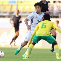 Kubo sparks triumphant Japan in Under-20 World Cup opener