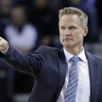 Kerr's status remains undecided for Game 1