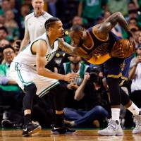 LeBron gears up for major challenge