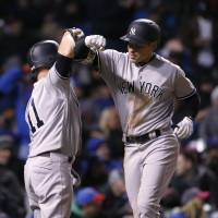 Yankees emerge with victory after 18-inning duel with Cubs