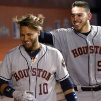 Gurriel lifts Astros with grand slam