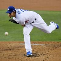 Dodgers outlast Cardinals in 13th