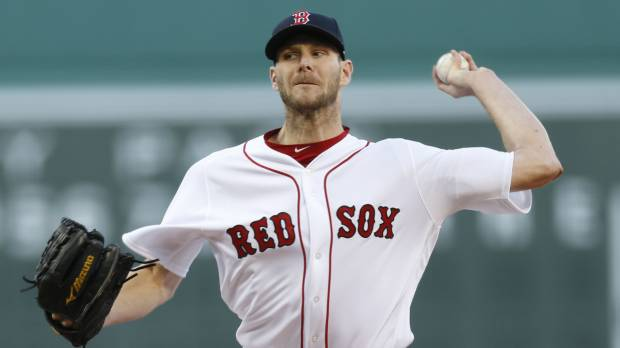 Sale falls short of breaking strikeout record