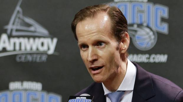Weltman steps in to lead Magic