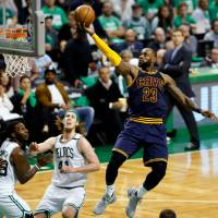 Cavaliers throttle Celtics, book trip back to NBA Finals