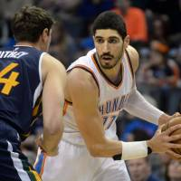 Kanter lashes out over Turkish arrest warrant