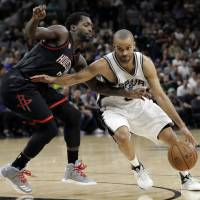 Injured Parker remains perfect fit for no-nonsense Spurs