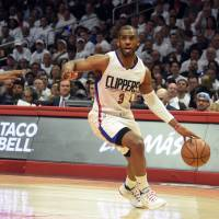 Clippers guard Chris Paul, one of the NBA's elite floor leaders, has not been able to guide his team to the NBA Finals. | USA TODAY / VIA REUTERS