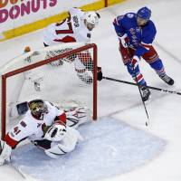 Rangers pull back into contention