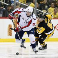Caps rout Pens to force Game 7