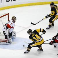 Pens top Sens in 2OT, make Stanley Cup Final