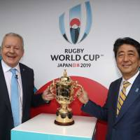 Japan drawn with Ireland, Scotland for 2019 Rugby World Cup