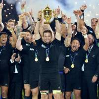Rugby world converges on Kyoto for 2019 World Cup draw