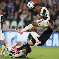 Juventus beats Monaco to reach Champions League final