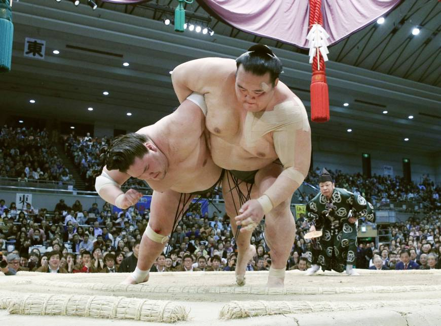 Kisenosato heads into Summer Basho as top-ranked fighter