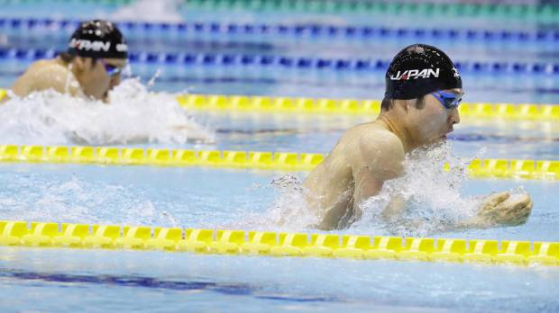 Hagino avenges loss to Seto by winning 200 IM at Japan Open