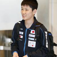 Mizutani determined to succeed at worlds