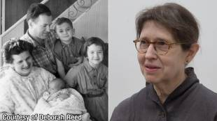 [VIDEO] Interview with Deborah Reed, daughter of a Sugihara visa survivor