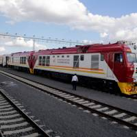 Kenya debuts $3.2 billion Chinese-built railway linking Nairobi to Mombasa