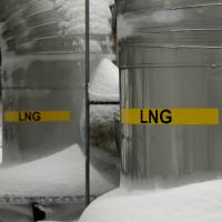 Japan said to ink deal to promote U.S. LNG in Asia