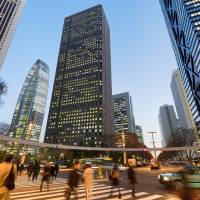 Sentiment at Japan's major firms more downcast in April-June