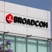 Chipmaker Broadcom viewed as likely candidate to buy Toshiba chip unit