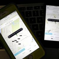 Uber adds tipping option in U.S. to appease disgruntled drivers